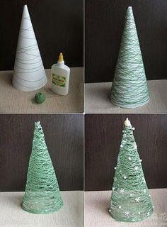 Easy DIY Christmas Crafts To Make Christmas More Joyful