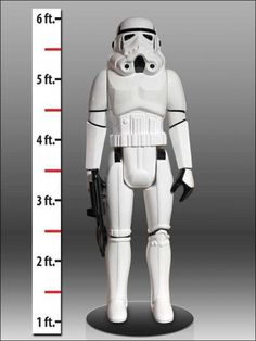 Star Wars Stormtrooper Lifesize Vintage Monument 185 cm