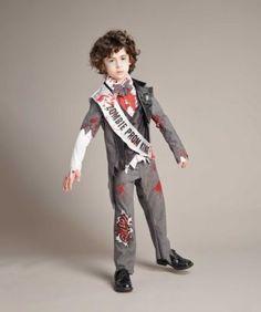 zombie prom king boys costume $72   Chasing Fireflies Halloween 2015