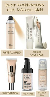 Good cover up foundation