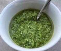 Basilikum-Pesto - frisch