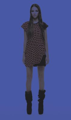 Young South Africa: Cult Collective x Justin McGee Creative Industries, South Africa, High Neck Dress, Collection, Dresses, Fashion, Moda, Vestidos, Fashion Styles