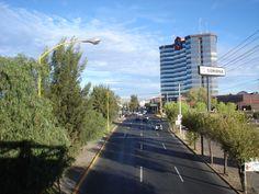Ave. Universidad.Calle Miguel de la Madrid, Edificio Torre Plaza. Aguascalientes, Mex.