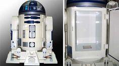 Geladeira R2-D2  :D