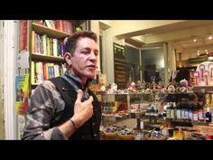 Dr Eric Pearl on Reconnective Healing. Warm and amazing talk in a book store
