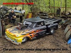 This has got to be one of the nastiest pro mods in the world. I love it !!!! Go Eddie !!!