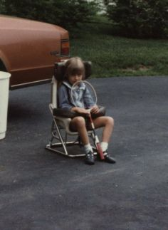 In the 70s, this is what our car seats (if we had them), looked like.