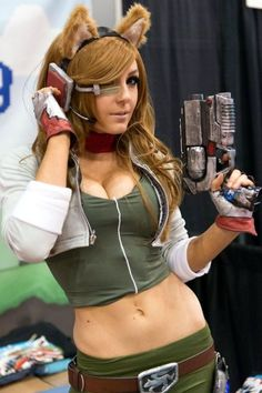 The Art Of Female Cosplay