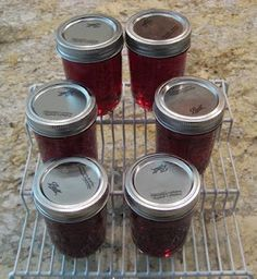 Everything about Armenian food: Homemade Pomegranate Jelly