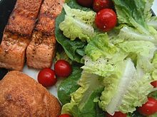Salad - Wikipedia, the free encyclopedia