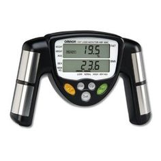 Omron HBF-306C Fat Loss Monitor, Black --- http://www.pinterest.com.luvit.in/73g