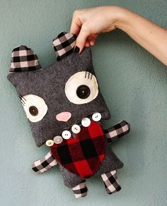 17 Cute Sewing Projects for the Winter | Babble