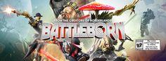 [PSN] Inicio do beta Aberto de Battleborn - 08/04 (PS4)
