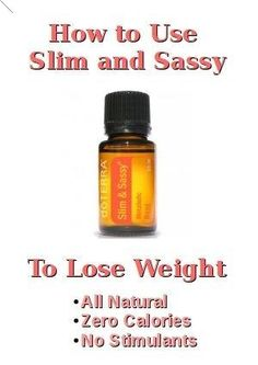 How to Use DoTERRA Slim And Sassy Essential Oil Blend to Lose Weight #doterra #essentialoils www.mydoterra.com/rbrooke by Shilpa