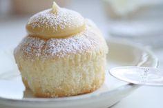 luxury lemon cupcakes