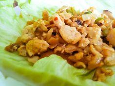 PF Chang's Vegetarian Lettuce Wraps...a close recipe!