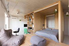Super+Small+Studio+Apartment+Under+50+Square+Meters+(Includes+Floor+Plan)