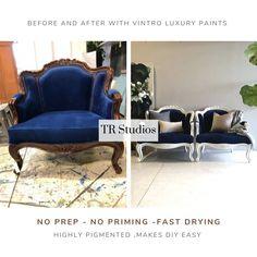 Tea Trolley, Gilding Wax, Dark Wax, Subtle Textures, Paint Finishes, Metallic Paint, Blue Velvet, Own Home, Beautiful Hands