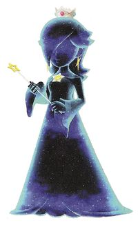The Cosmic Spirit - Super Mario Galaxy 2