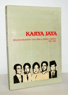 1973 - Syahrinur Prinka, M. Dwitresno, H. Hudhoyo, Nur Asyikin A. - Buku Karya Jaya