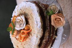 """Ouma Hettie se """"Gekkerkoek"""" met Suurroom-Neutversiering #BakingMemories"""