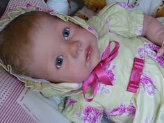 Babies created in the month of April 2013 by members and artists of the baby banter reborn doll and craft forum