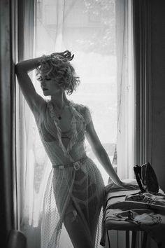 Nicole Kidman's Lingerie Photo Shoot Is Breathtaking via @WhoWhatWear