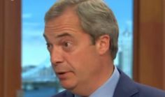 """Video evidence has emerged of Nigel Farage saying EU cash should be spent on the National Health Service after Brexit. The Ukip leader on Friday morning denied having endorsed a pledge to spend Britain's EU contribution on the NHS just hours after the referendum results came in. He told ITV's Good Morning Britain that the pledge came from others in the Leave campaign and that it was their """"mistake"""" to loudly earmark £350 million for the health service during the campaign."""