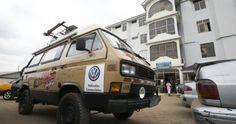 El proyecto solidario de 10fronterasfotofurgo y Volkswagen Vehículos Comerciales entra en Cote d'Ivore y abandona Ghana, después de haber hecho entrega de los 10.310 euros recaudados por la marca para los Hospitales Peace and Love y la ONG Breast Care International.