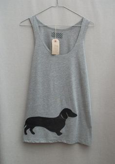 Hey, I found this really awesome Etsy listing at https://www.etsy.com/listing/127234427/womens-leather-daschund-top-handmade