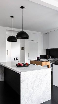 An Affordable Black and White and Modern Renovation