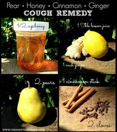 Coughing may be the worst, especially when it helps to keep you up all night. So when my son emerged down with a prolonged cough, I whipped up this soothing natural remedy Homemade Cold Remedies, Cold Remedies Fast, Cold And Cough Remedies, Home Remedy For Cough, Natural Cold Remedies, Flu Remedies, Holistic Remedies, Herbal Remedies, Health Remedies