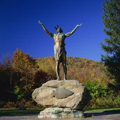 Hail to the Sunrise.Mohawk Trail, Massachusetts In Charlemont along the Deerfield River. Mohawk Indians, Shelburne Falls, New England States, New Hampshire, Places To See, North America, Sunrise, Trail, Poster Prints