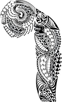 Full Tribal Sleeve When i make 1000 a month for two months i'll start shoulder and chest. Every 1500/month residually after will be an other segment down the arm . reward with profit! :) #polynesiantattoosshoulder #samoantattoosshoulder #samoantattooschest