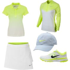 A fashion look from May 2015 featuring golf skirts and Nike Golf. Browse and shop related looks. Golf Skirts, Nike Golf, Polyvore Fashion, Fashion Looks, Shopping, Style, Tennis, Swag, Outfits