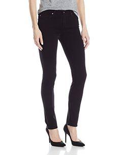 Women's The Prima Skinny Jean Super Black
