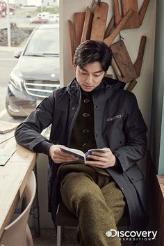 Gong Yoo, the perfect Netflix and Chill boyfriend [Elle Magazine and Discovery Expedition] - OMONA THEY DIDN'T! Endless charms, endless possibilities ♥