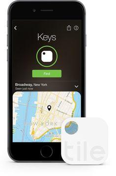 Tile (Gen 2) - Phone Finder. Key Finder. Item Finder  - 1 Pack (Discontinued by Manufacturer)