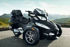 BRP Can-Am Spyder RT Roadster Touring Spider VSS TCS SCS Rotax V2