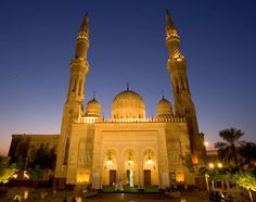 Jumierah Mosque, Dubai, United Arab Emirates