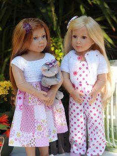 My darling dolls: Kidz'n cats