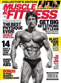 Muscle & Fitness UK - June 2015