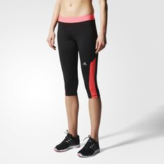 adidas Techfit Capri Tights - Black | adidas Deutschland