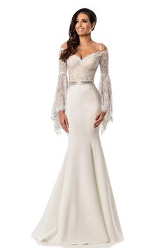 Johnathan Kayne 7244. Johnathan Kayne 7244 offers a breathtaking gown with  intricate A B a421bdd01921