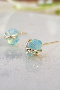 6mm Cuadrado Cristal Aretes par Rhinestone Bling Nuevo Fashion Jewellery