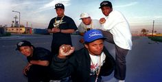 0222. N.W.A. | Straight Outta Compton