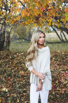 Dear Stitch Fix Stylist - This top looks so soft and cozy for cold fall days…