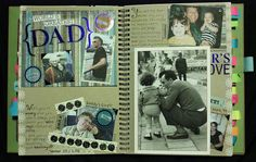 Leah's Blue #SMASH* Folio - My Dad