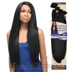 Hair Color Shown : 1 - Samsbeauty.com