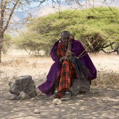 Tanzanie - Guerrier Masai